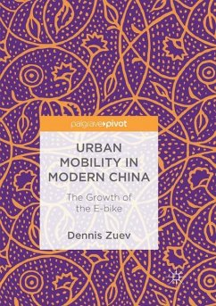 Urban Mobility in Modern China - Zuev, Dennis