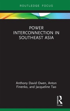Power Interconnection in Southeast Asia (eBook, ePUB)