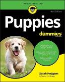 Puppies For Dummies (eBook, ePUB)