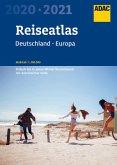 ADAC Reiseatlas Deutschland, Europa 2020/2021
