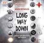 Long Way Down, 1 MP3-CD