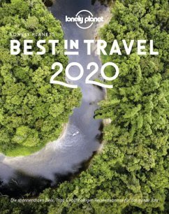 Lonely Planet Best in Travel 2020 - Planet, Lonely