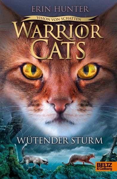 Buch-Reihe Warrior Cats Staffel 6