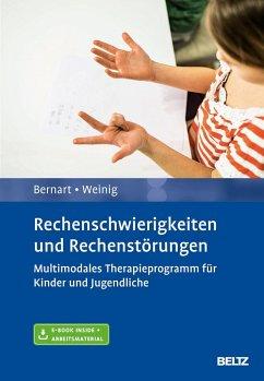 Rechenschwierigkeiten und Rechenstörungen - Bernart, Hartmut;Weinig, Jacob