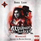 Wahnsinn / Skulduggery Pleasant Bd.12 (2 MP3-CDs)