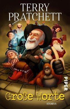 Große Worte - Pratchett, Terry