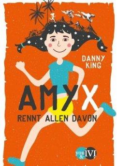 Amy X - King, Danny
