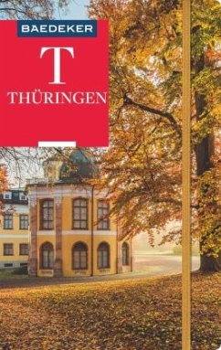 Baedeker Reiseführer Thüringen - Stahn, Dina