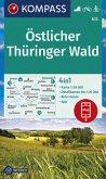 KV WK 813 Östlicher Thüringer Wald
