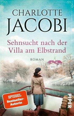 Sehnsucht nach der Villa am Elbstrand / Villa am Elbstrand Bd.2 - Jacobi, Charlotte