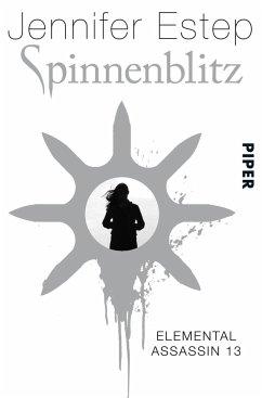 Spinnenblitz / Elemental Assassin Bd.13 - Estep, Jennifer