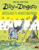 Rätselhafte Monsterspuren / Zilly und Zingaro