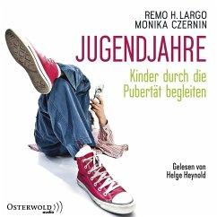 Jugendjahre, 2 Audio-CDs - Largo, Remo H.; Czernin, Monika