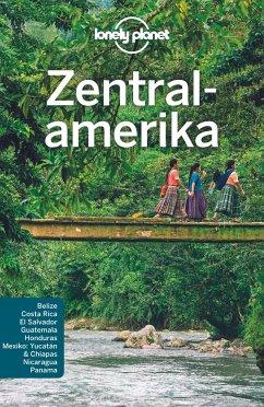 Lonely Planet Reiseführer Zentralamerika für wenig Geld - McCarthy, Carolyn