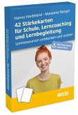 42 Stärke-Karten für Schule, Lerncoaching und Lernbegleitung