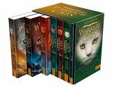 Zeichen der Sterne / Warrior Cats Staffel 4 Bd.1-6