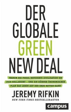 Der globale Green New Deal - Rifkin, Jeremy