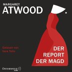 Der Report der Magd, 2 MP3-CDs