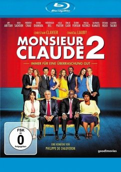Monsieur Claude 2 (Blu-ray) - Monsieur Claude 2/Bd