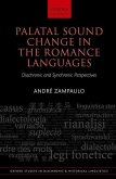 Palatal Sound Change in the Romance Languages: Synchronic and Diachronic Perspectives