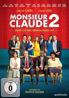 Monsieur Claude 2 - Monsieur Claude 2/Dvd