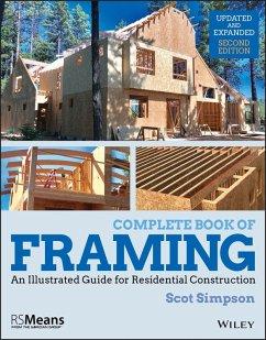 Complete Book of Framing (eBook, ePUB) - Simpson, Scot