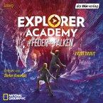 Die Feder des Falken / Explorer Academy Bd.2 (MP3-Download)