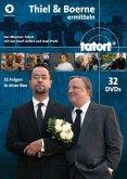 Tatort Münster - Thiel und Boerne ermitteln - Fall 1-32 DVD-Box