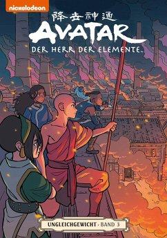 Ungleichgewicht 3 / Avatar - Der Herr der Elemente Bd.19