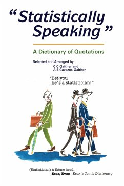 Statistically Speaking (eBook, PDF) - Gaither, C. C.