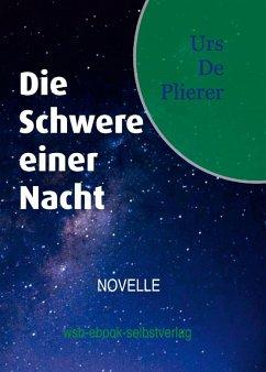 Die Schwere einer Nacht (eBook, ePUB) - De Plierer, Urs