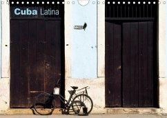Cuba Latina (Calendrier mural 2020 DIN A4 horizontal)