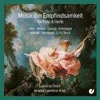 Musik Der Empfindsamkeit Für Flöte & Harfe