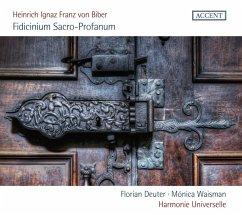 Fidicinium Sacro-Profanum - Deuter/Waisman/Harmonie Universelle