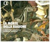La Morte Della Ragione (Cd+Buch)