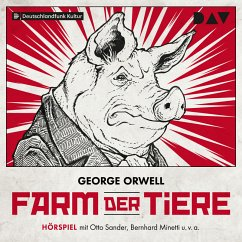 Farm der Tiere (MP3-Download) - Orwell, George