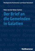 Der Brief an die Gemeinden in Galatien (eBook, ePUB)