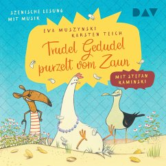 Trudel Gedudel purzelt vom Zaun / Trudel Gedudel Bd.1 (MP3-Download) - Muszynski, Eva