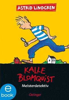 Kalle Blomquist (eBook, ePUB) - Lindgren, Astrid