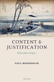 Content and Justification (eBook, PDF)