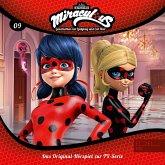 Folge 9: Eine ebenbürtige Gegnerin / Ladybug in Nöten (Das Original-Hörspiel zur TV-Serie) (MP3-Download)