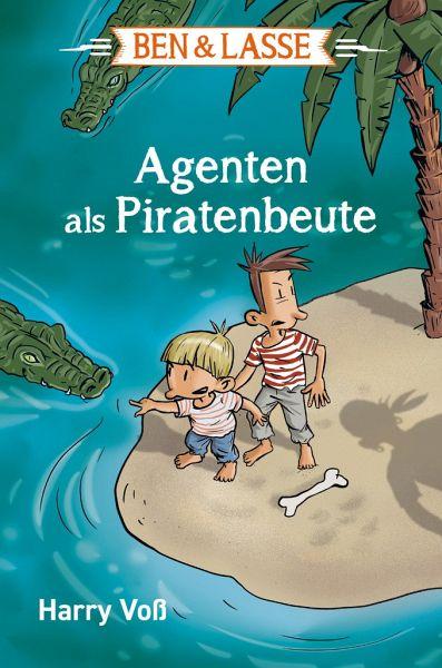 Buch-Reihe Ben & Lasse