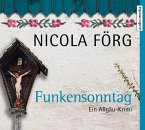 Funkensonntag, 1 MP3-CD