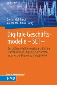 Digitale Geschäftsmodelle - SET -