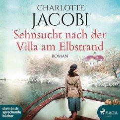 Sehnsucht nach der Villa am Elbstrand / Villa am Elbstrand Bd.2 (1 MP3-CD) - Jacobi, Charlotte
