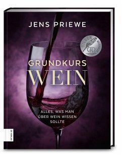 Grundkurs Wein - Priewe, Jens