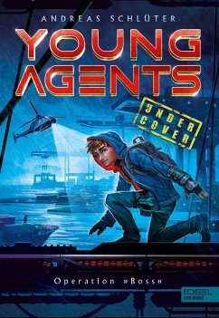 Operation »Boss« / Young Agents Bd.1 - Schlüter, Andreas