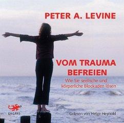 Vom Trauma befreien, 1 Audio-CD - Levine, Peter A.