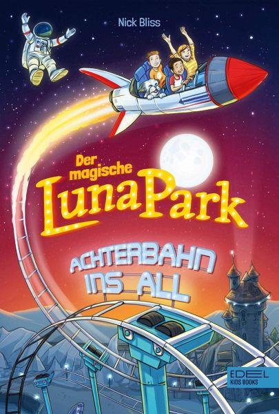 Buch-Reihe Der magische Lunapark