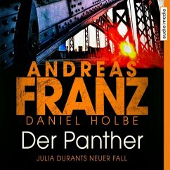 Der Panther / Julia Durant Bd.19 (2 MP3-CDs) - Franz, Andreas;Holbe, Daniel